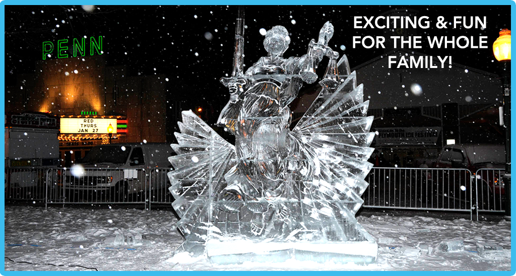 Plymouth Ice Festival